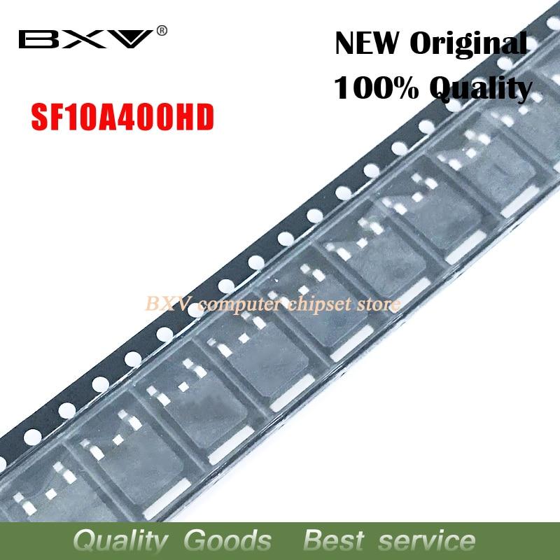 10pcs/lot SF10A400HD TO-252 Original Authentic