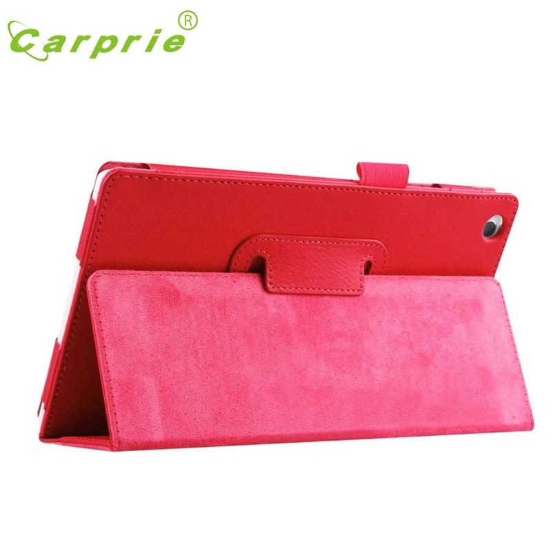 CARPRIE Folding Stand Leather Case Cover Holder For Lenovo Tab2 A8-50F Mar1 MotherLander