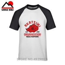58dbd1a62fa79 Venta caliente Naruto akatsuki patrón de logotipo T camisa Itachi Uchiha  Anime camiseta Cosplay camiseta Plus