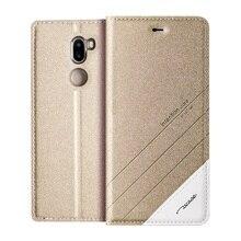 Для Xiaomi Mi 5 s Плюс 5.7 дюймов Кожаные Чехлы TSCASE Песок, как Матовая Кожа Крышки Мобильного Телефона для Xiomi Mi5s плюс