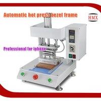 LCD Screen Bezel Frame Laminator Hot Pressure Bracket Laminating Machine For IPhone Bezel 5 5S 5C