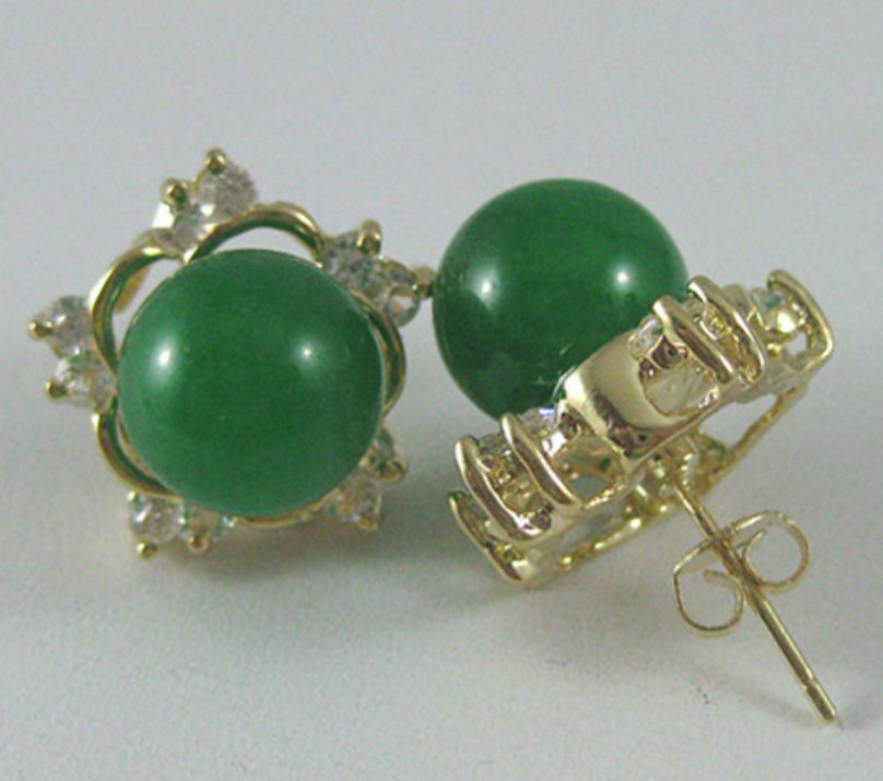3 couleurs lady charme vert clair / vert NoEnName_Null / new noire new stud