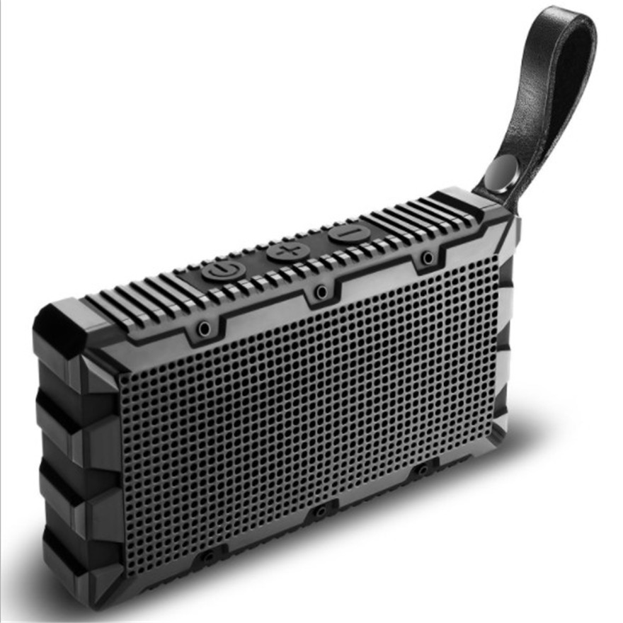 Music Center Column Bluetooth Boombox Speakers For Music Swimming Pool Mini Portable Subwoofer Shower Wireless Waterproof Box
