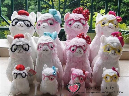 Alpacasso with glasses Group 1