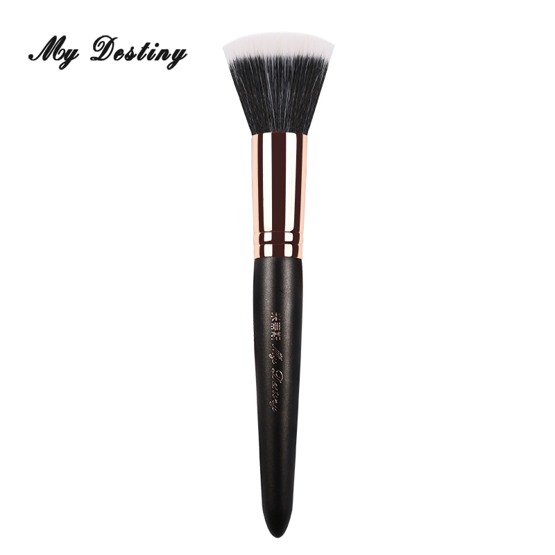 MY DESTINY Flat Base Powder Brush Make Up Makeup Brushes Pincel Maquiagem Brochas Maquillaje Pinceaux Maquillage Kwasten 014 my destiny large ombre color powder brush professional make up makeup brushes pincel pinceis maquiagem maquillaje pinceaux p01