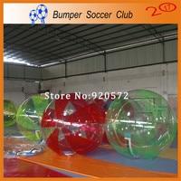 Free shipping! Manufacturer ! air blower water walking balls inflatable giant water ball 2.5m water walking ball
