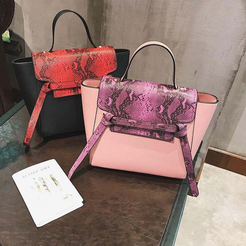 senhoras bolsa padrão bolsa bolsa Tipo de Ítem : Handbags