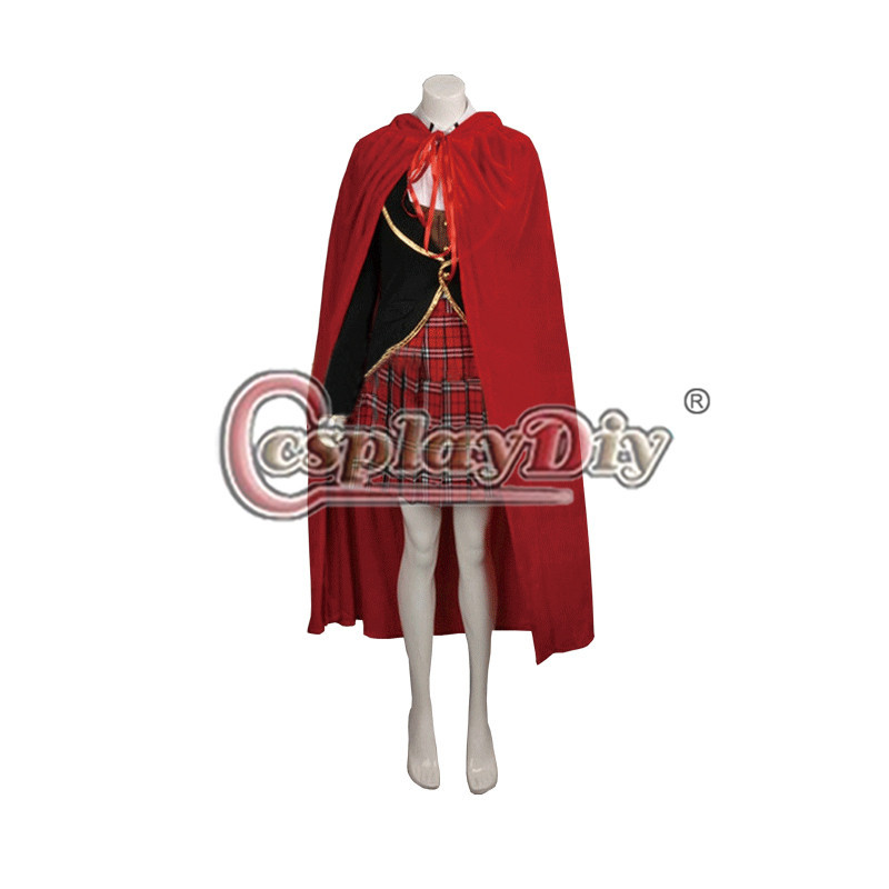 Cosplaydiy RWBY School Uniform Cosplay Costume Adult Women Cosplay Dress For Halloween Carnival Party Custom Made D0415