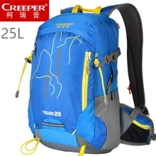25L Outdoor Camping Sport Bag, Mochila for Outdoor Hiking Bagpack , 50*30*16CM with rain cover