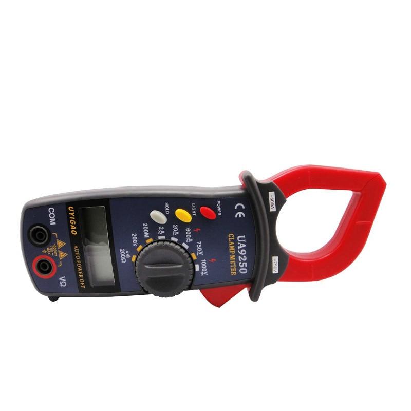 цена на Excellent precision instrument original authentic digital clamp meter UA9250 DC clamp meter AC current and voltage