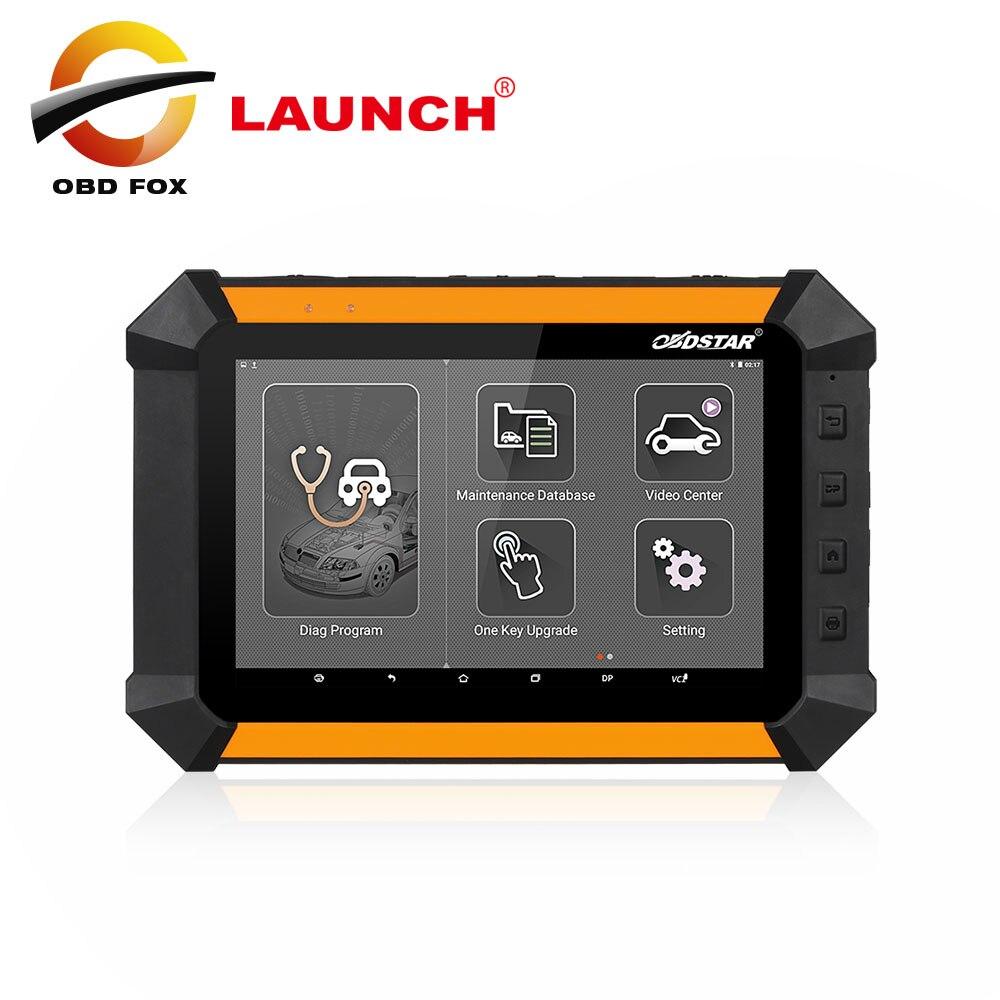 Prix pour 2017 Haute Qualité OBDSTAR X300 DP Android Tablet Package Complet avec Multi-Langue Disponible X 300 DP comme x100 pad 2 DHL livraison