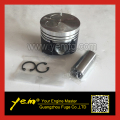 For Yanmar  engine parts 3TNV70 piston + piston ring STD 119515-22080