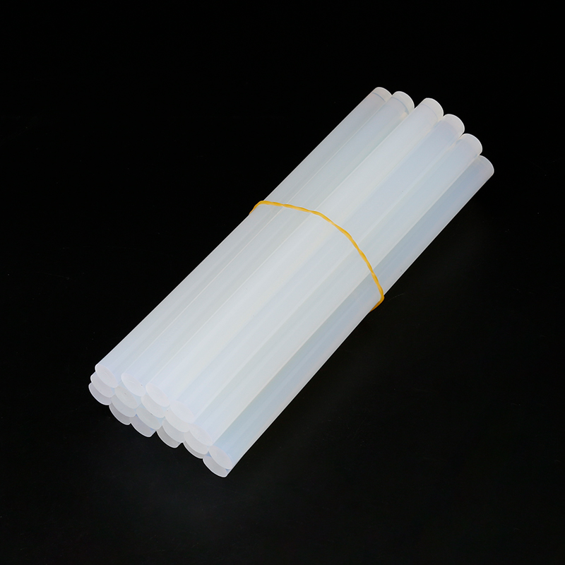 10Pcs/Lot 20Pcs/Lot 7mm x 150mm Hot Melt Glue Sticks For Electric Glue Gun Craft Album Repair Tools For Alloy Accessories 20pcs lot ls30 to252
