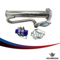 PQY RACING ALUMINUM Complete EGR Delete Kit FOR Ford F 250 F 350 F 450 F