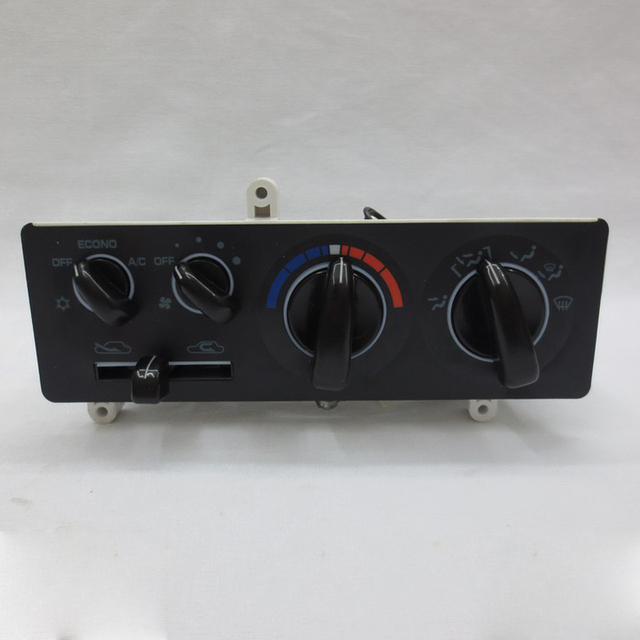 air conditioning control panel ventilation for mitsubishi v31v32v33 air conditioning control panel manual adjustment switch knob car