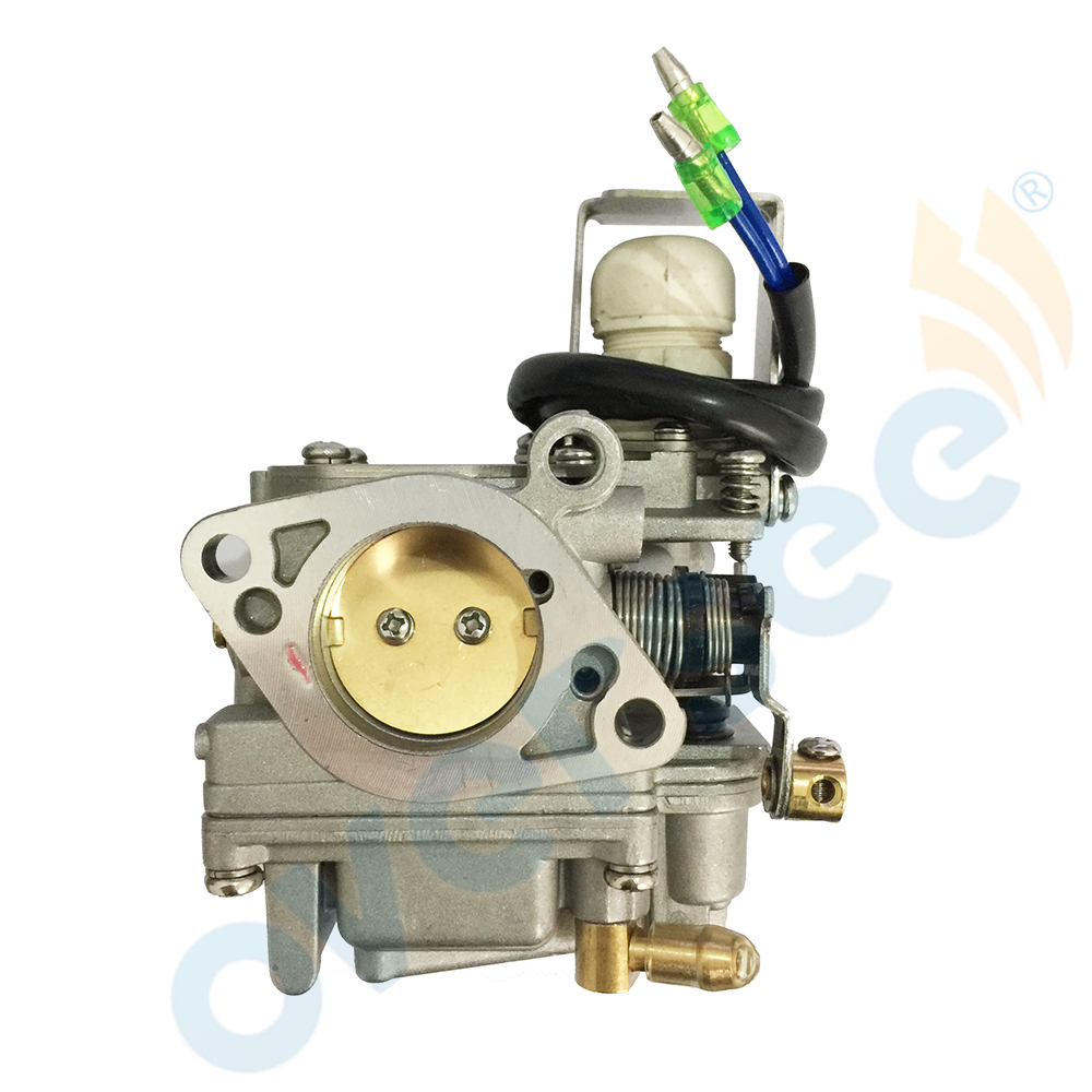 US $74 8 15% OFF|65W 14901 Outboard Carburetor Assy For Yamaha Outboard  Engine 4 Stroke 20HP 25HP 65W 14901 10 F20A F25A-in Boat Engine from