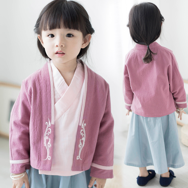 4ca804d48 Cheap Sets, Buy Directly from China Suppliers:Vintage Children Kimono Robe  Gown Chinese Style