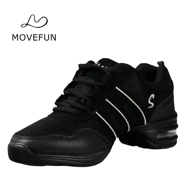 68ab1247a676e9 Pointure 28 32 enfant chaussure de danse garçon fille baskets de danse  unisexe Fitness respirant Jazz