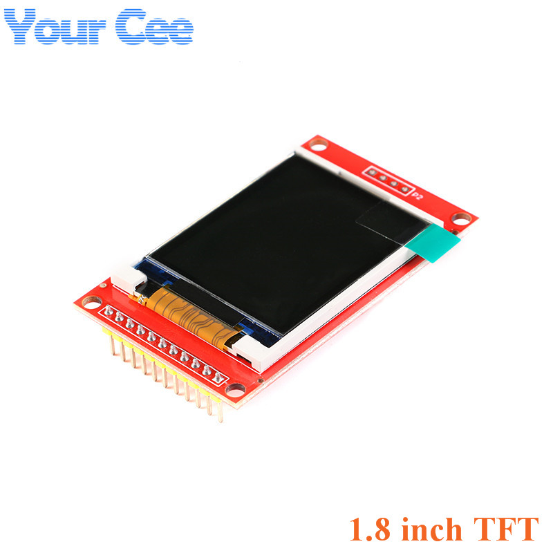 1.8 Inch Color TFT LCD Display Module 128*160 Interface SPI Drive ST7735