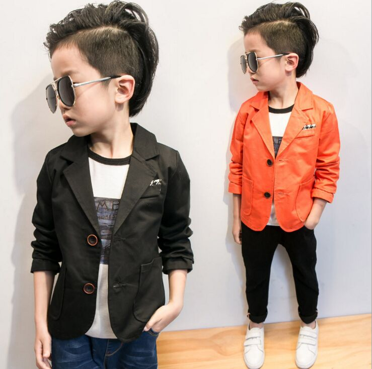 2017 Spring children kids boys coats for infantis boy coat  blazer casual jackets children outerwear  kids boys jackets 3-12Y