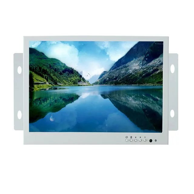 ZGYNK / 10.1 inch Open Frame Industrial monitor/ metal monitor with VGA /AV/BNC/HDMI monitor 11 6 inch metal shell lcd monitor open frame industrial monitor 1366 768 lcd monitor mount with av bnc vga hdmi usb interface