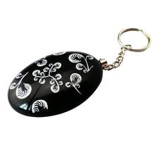 Best selling Black flower Personal alarm Women defense device Portable alarm device