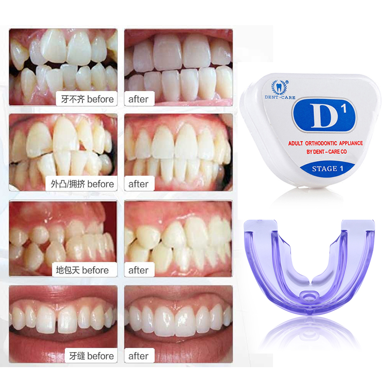 New D-series Adult Orthodontic Braces Teeth Alignment Teeth Whitening Anti-molar Braces Dental Orthotics Orthodontic Retainers