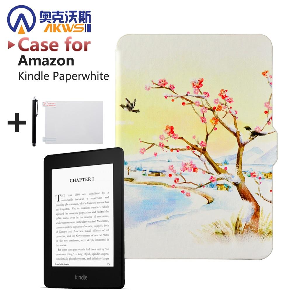 Uusima ümbrise kaitseümbris Amazon Kindle Paperwhite 1/2 - Tahvelarvutite tarvikud - Foto 1