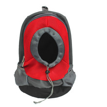цена на Dog Cat Travel Breathable Bags Puppy Small Animal Front Carriers Outdoor Backpacks Dog Suppliespet Bag