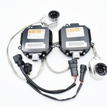 2pc NZMNS111LBNA NZMNS111LANA D2S D2R HID Xenon Headlight Ballast Control Unit Module For Nissan Honda Mazda Infiniti Renault VW