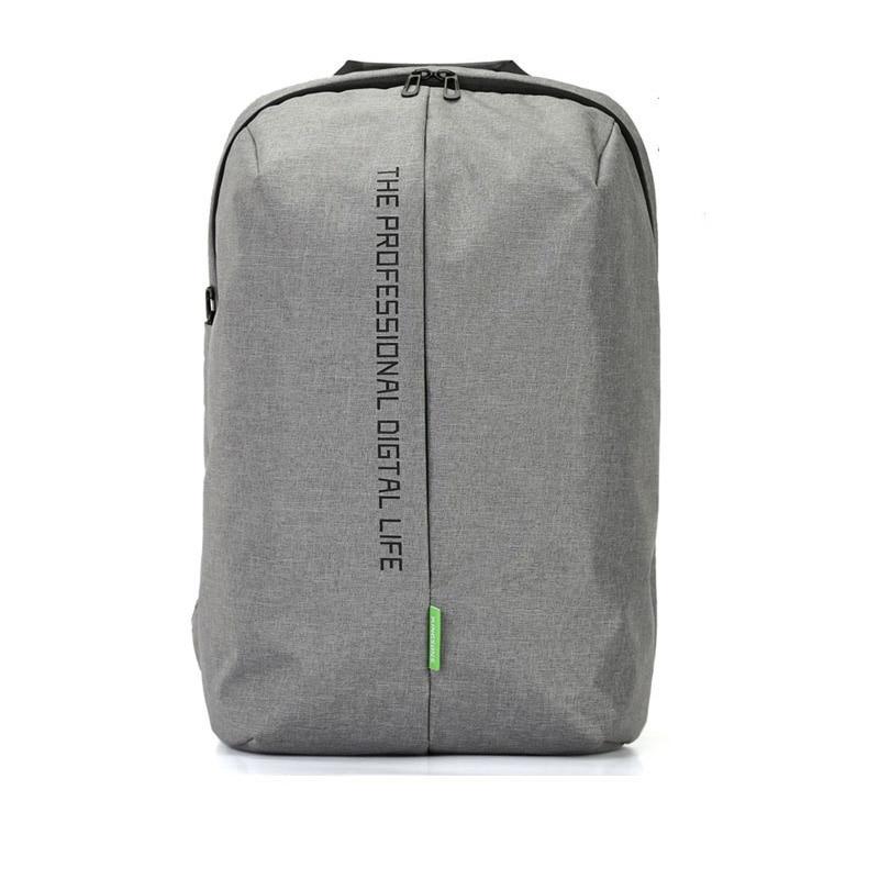 a952c70803d High Quality Kingsons KS3123W Solid Laptop Backpack Waterproof School Bag  Men Women Notebook Computer Bags Travel Trip Backpacks