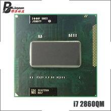 Procesador Intel Core i7 i7-2860QM 2860QM SR02X 2,5 GHz Quad-Core CPU de ocho hilos 8M 45W Socket G2 / rPGA988B