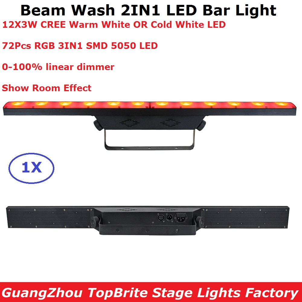 Led wash beam light 12x3w cree leds warm white dmx bar lights indoor led wash beam light 12x3w cree leds warm white dmx bar lights indoor use running horse functions dmx512 good effect dj equipment in stage lighting effect aloadofball Gallery