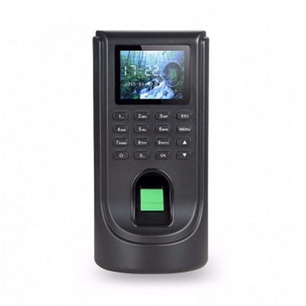 2.4 Inch Fingerprint/Password Door Access Control System M5