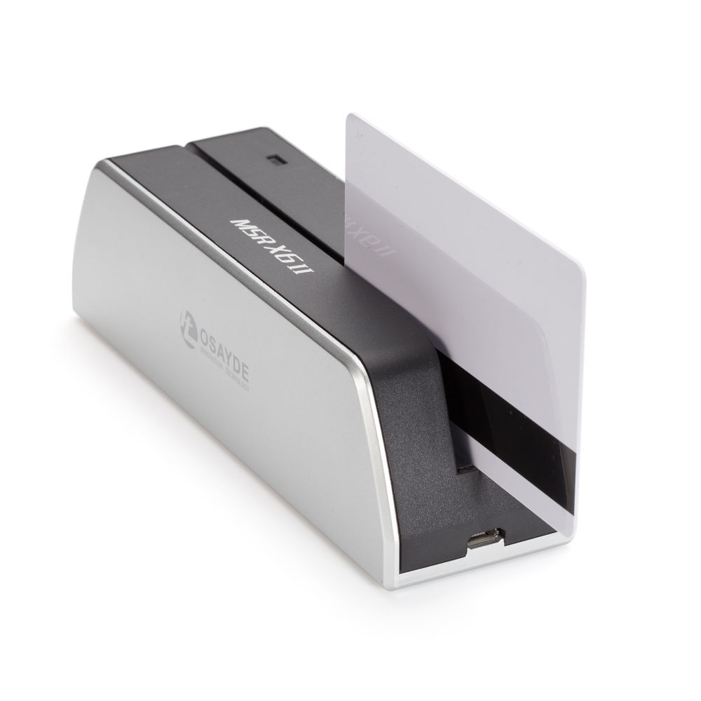 ITOSAYDE X6II lecteur de carte de crédit encodeur de données enregistreur de carte magnétique