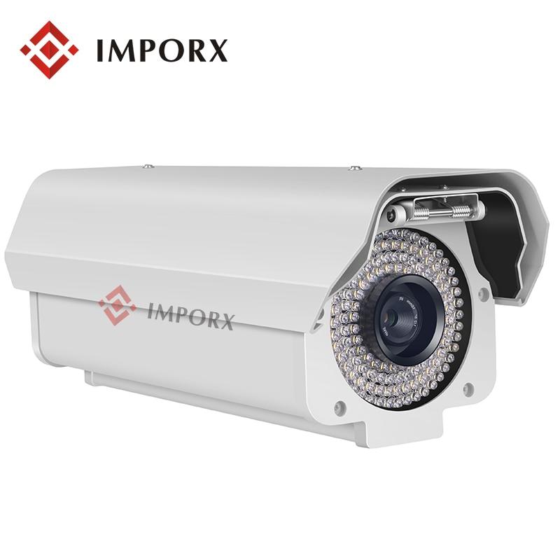 5.0 Megpixels Lens 2.0MP 1080P License Plate Capture Recognition Camera Outdoor ANPR LPR IP Camera with 12mm lens for Highway недорго, оригинальная цена