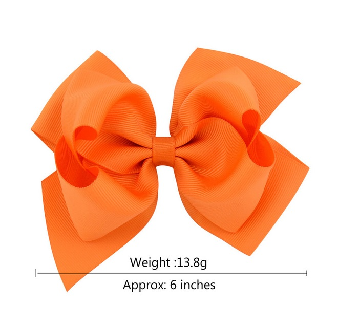 """1000 BLESSING Good Girl Boutique 2/"""" Double Bowknot Hair Bow Clip Accessories"""