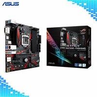 Asus ROG STRIX B250G игровой материнской платы Intel B250 разъем LGA 1151 4 * DDR4 DIMM рабочего Материнская плата
