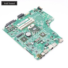 NOKOTION Laptop motherboard for Acer Aspire 4553 MBPSU06001 DA0ZQ2MB8E0 Socket S1 Mainboard DDR2 full works цена