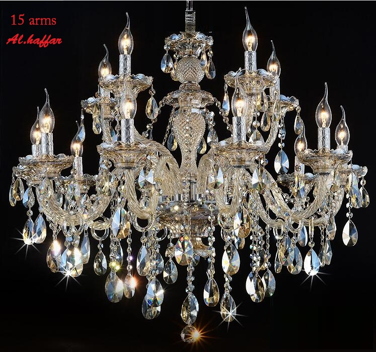 Modern Chandelier Crystal Lighting bedroom living room chandelier light crystal K9 lighting chandeliers Luxury K9 Modern Lustre inflatable biggors wholesale price inflatable bouncer slide with pool for water park