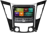 7 dvd плеер с GPS (опция), аудио Радио стерео, USB/SD, AUX, BT/ТВ, автомобильный мультимедийный головное устройство для Hyundai Sonata 2011 2012 2013