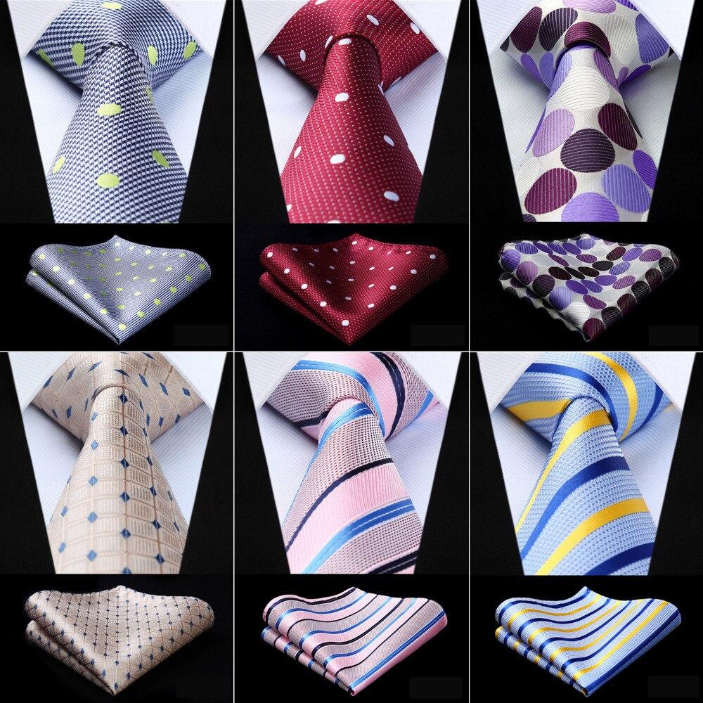 Polka Dot cravate multicolore Spot à motifs fait main 100/% Soie Mariage Cravate