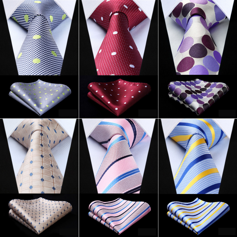 Men Tie Polka Dot 3.4