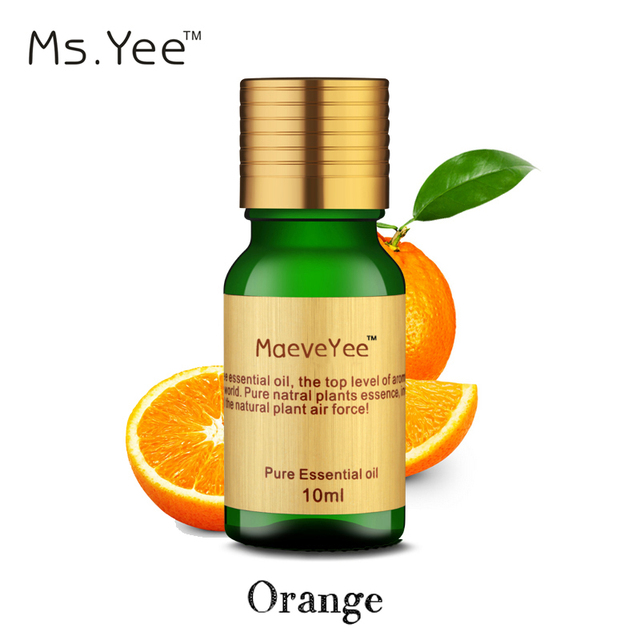 Sweet Orange Essential Oil 100% Pure & Natural Sweet Citrus Aroma Therapeutic Grade Great for Aromatherapy & Immunity Cleaning