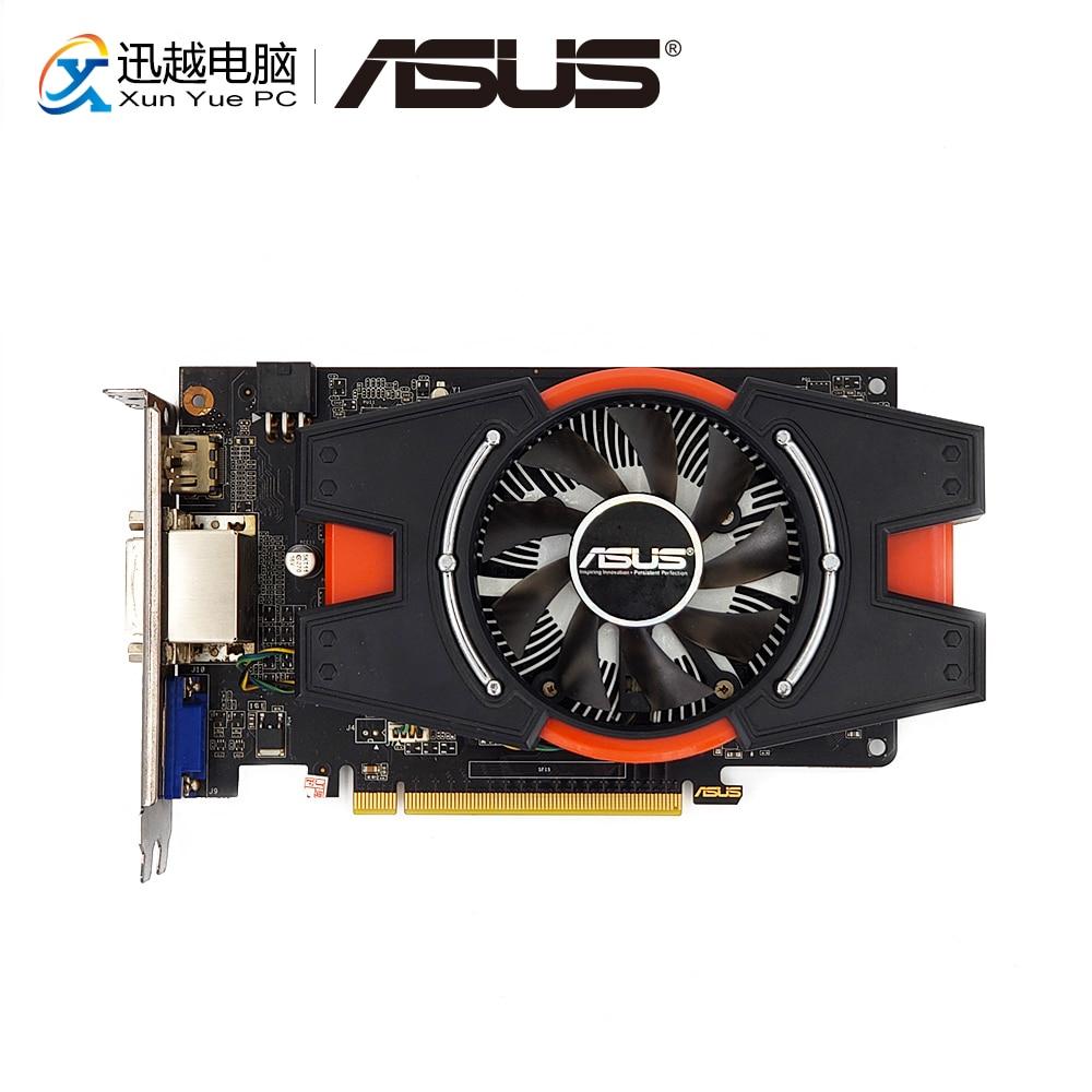 ASUS GTX650Ti-1GD5-V5 Original Graphics Cards 128 Bit GTX 650 Ti GDDR5 Video Card VGA DVI HDMI For Nvidia GTX650 Ti asus gtx 650 dc 1gd5 original graphics cards gtx650 dc 1gd5 128 bit gddr5 video card vga 2 dvi hdmi for nvidia geforce gtx 650