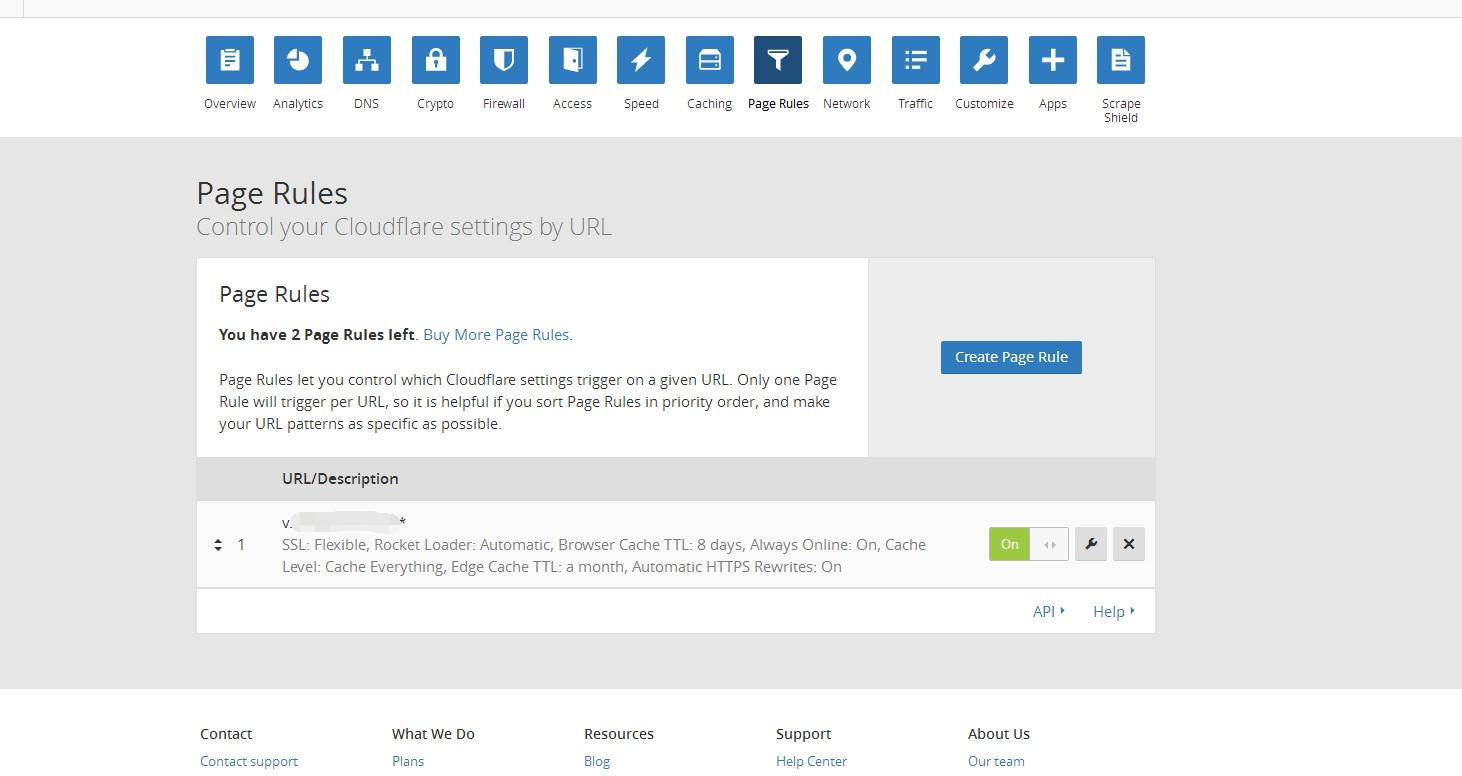 #cloudflare#无限流量缓存的使用方法
