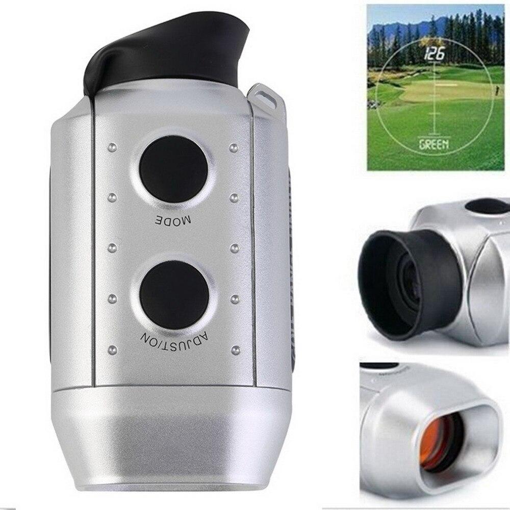 1 Set הדיגיטלי 7x גולף מד טווח/ציד מד טווח לייזר באיכות גבוהה