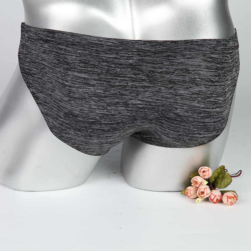 70d2fc9cd ... Briefs Sexy Mens Low-rise Underwear Long Elephant Nose Convex Cotton  Underpants Panties Penis Pouch ...