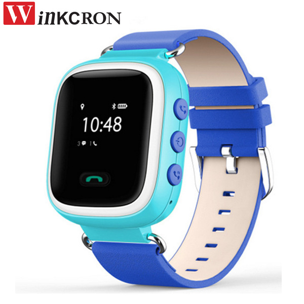 Kids Smart Watch gps tracker Wristwatch Best GSM GPRS GPS Locator Tracker SOS Anti Lost Smartwatch Child Guard for iOS Android
