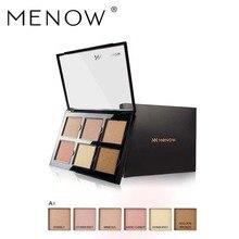 Menow Brand Cosmetics Glow Kit Eyeshadow Pallete Naked Makeup Shimmer Waterproof Eye Shadow ES01